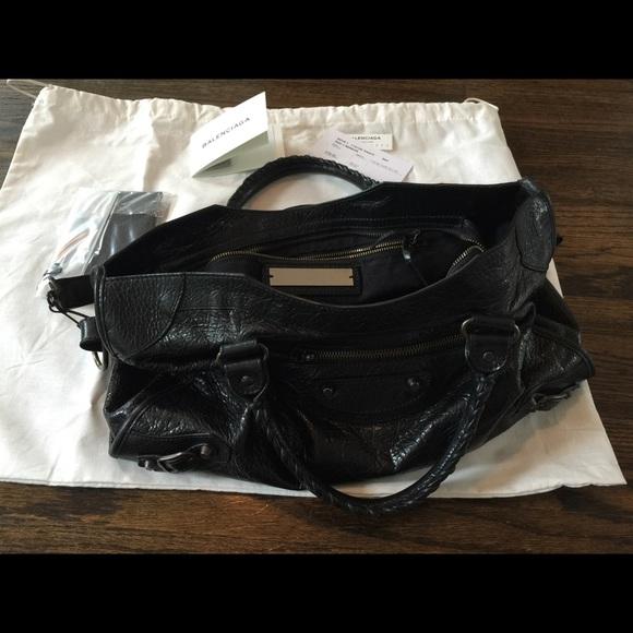 Balenciaga Handbags - Balenciaga Classic City Motorcycle handbag
