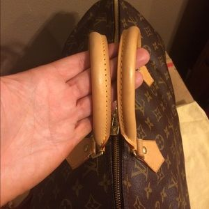 e8aed9ee46f6 Louis Vuitton Bags | 899 On Vinted 100 Authentic Lv Speedy 40 | Poshmark