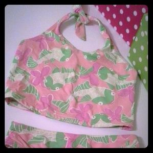 Lilly Pulitzer Other - Lilly Pulitzer Tankini Set