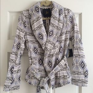 NWT, Jack. BB Dakota Jacquard Jacket