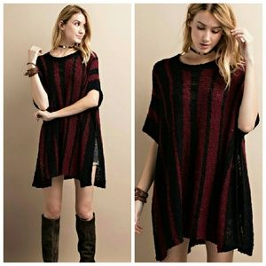 Gemma Tunic Sweater