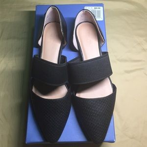 SALE Vera Wang pointed flat shoes