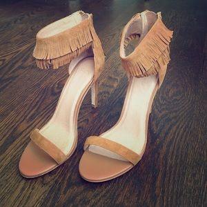 Joie suede heels