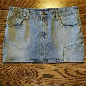Buffalo Dresses & Skirts - Mini Denim Skirt