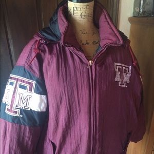 Other - Aggie jacket. Texas A&M puffy jacket.