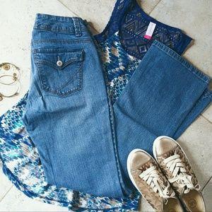 Sonoma Denim - {Sonoma} vintage boot cut Jeans size 4
