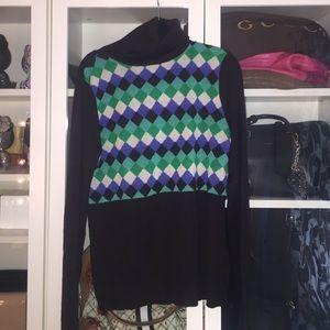 L.A.M.B. Sweaters - L.A.M.B cashmere turtleneck
