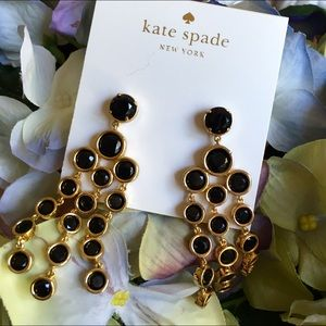 Kate Spade Subtle Sparkle drop earrings