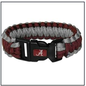 Jewelry - Alabama Crimson Tide Paracord Bracelet