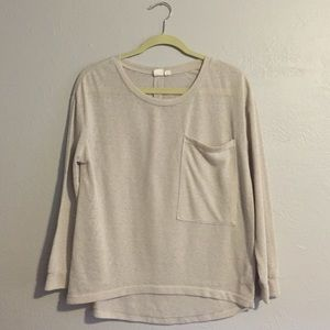 Nordstrom Sweaters - cloth. Slouchy oversized pocket sweater size small