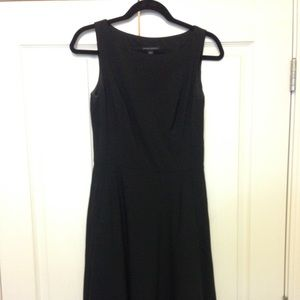 Classic little black dress with POCKETS