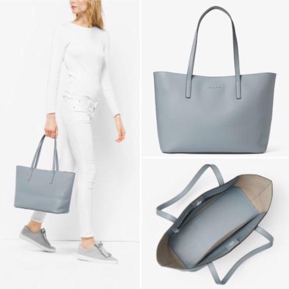 7d81f952eb1f Michael Kors Bags | Nwt Emry Medium Leather Tote | Poshmark