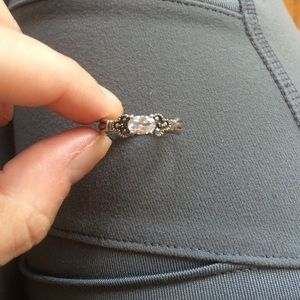 Jewelry - Cubic Zirconia Right Hand Ring