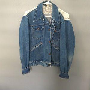 Vintage Urban Outfitters Denim Jacket