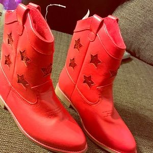 50% off Other - Size 1 girl boots from Courtney's closet on Poshmark