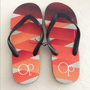 OP Other - Men's OP flip flop sandals-NWT! *FLAW*