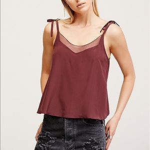 ⚡️FLASH SALE⚡️Free People Silk Cami