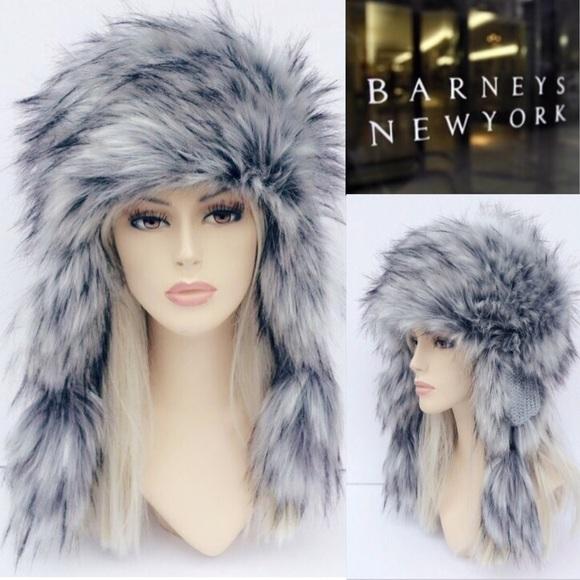 IMPOSTER Faux Fur Mongolian Hat - Russian Hat 0a88d862720