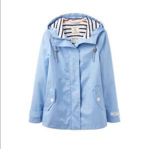 Joules Jackets & Blazers - Joules Coast Waterproof Rain Jacket in Hazel Blue