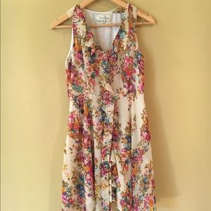 *bundle item* floral dress