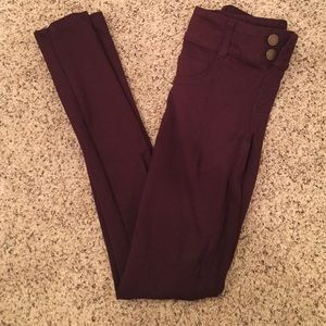 Jolt stretch leggings