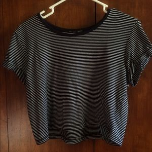 A striped tee from Urban Outfitters.