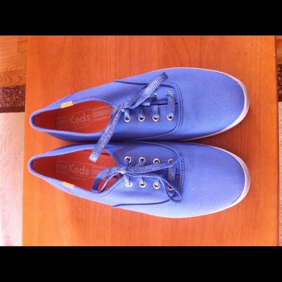Keds Shoes   Baby Blue   Poshmark