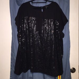 Simply Be Tops - NWT! Beaded Top