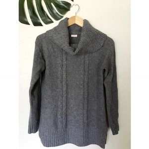 J. Crew Factory Sweaters - J.Crew Factory Cowl Neck / Turtleneck Sweater