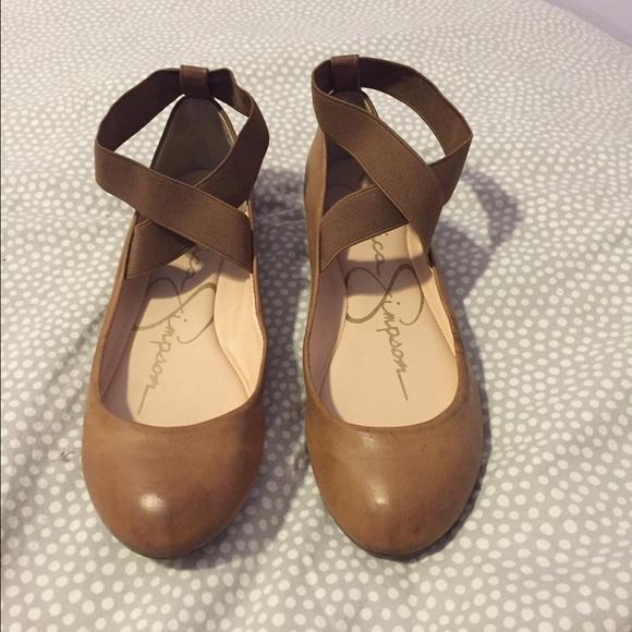 ac67d7a7f4d9 Jessica Simpson Shoes - Jessica Simpson Mandayss ballet flat