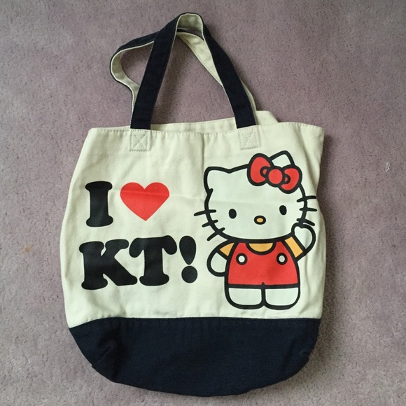 d57b5c1c0 ... Hello Kitty canvas tote. M_57cf3800f739bc6ae90068a0. Other Bags ...
