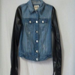 Mudd women size xs jean jacket