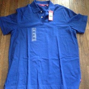 Izod Other - Final price NWT izod blue polo