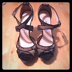 Shoes - Jimmy Choo Platforms