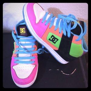 DC Shoes   Dc Neon High Tops   Poshmark