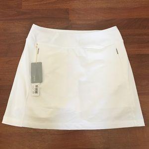 Cutter & Buck Dresses & Skirts - White Golf or Tennis Skirt - Large