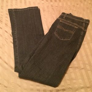 Great classic jeans, easy bootcut