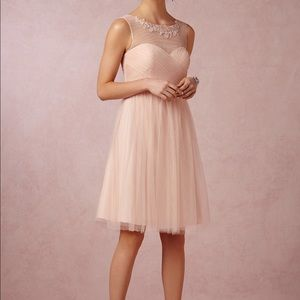 Jenny Yoo Chloe Dress - Blush