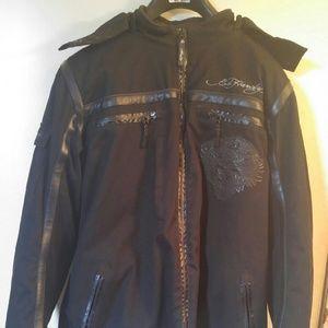 Ed Hardy Motorcycle/Scooter Jacket