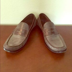 COLE HAAN men's leather loafer