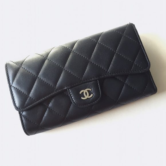 8fc571df181ddd CHANEL Handbags - Classic Chanel Flap Wallet