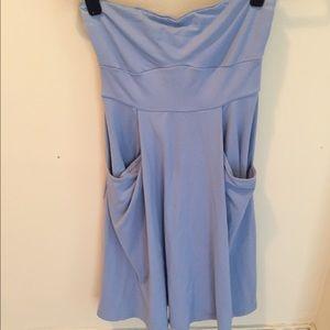 Susana Monaco Pocket Tube Dress