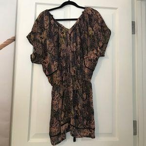 Cleobella Dresses - Cleobella Snakeskin Print Dress