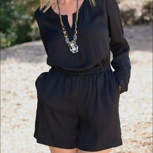 LOFT Other - Loft black romper