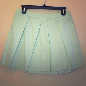 NWOT ASOS Full Mini Skirt - Mint