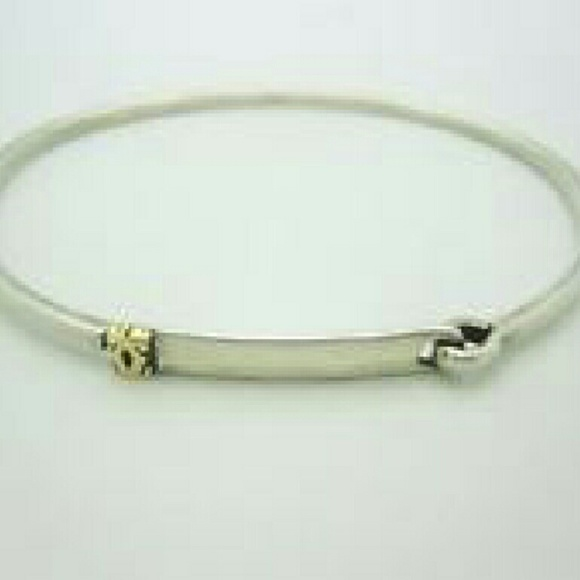 Cartier Jewelry Vintage Sterling Silver 18k Yellow Gold Poshmark