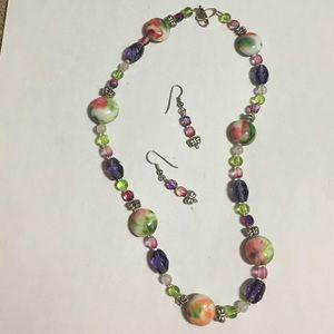 Jewelry - Handmade jewelry set