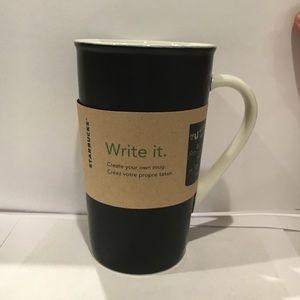 Starbucks Other Brand New Design Your Own Mug Poshmark