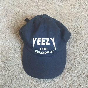 Accessories - Yeezy for President Hat