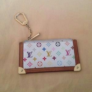 Louis Vuitton Murakami Pouche Cles Keychain